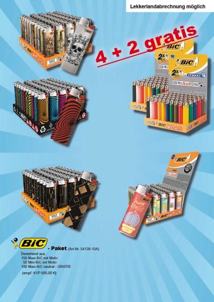 BIC-PAKET bestehend aus: