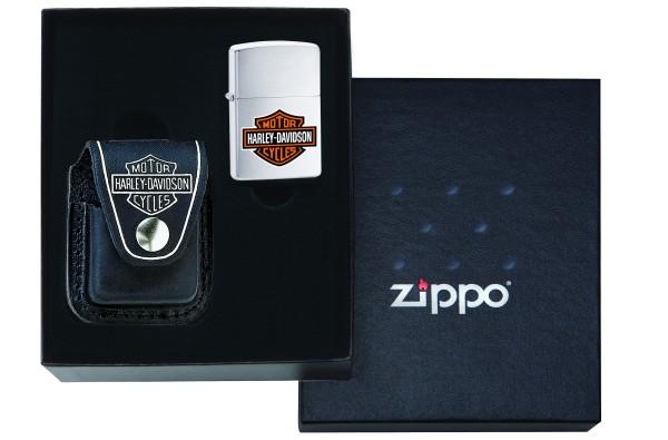 Zippo-HD-Geschenkset