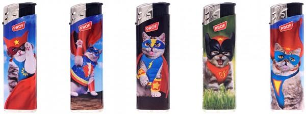 PROF ELEKTR. Motiv SUPER CAT