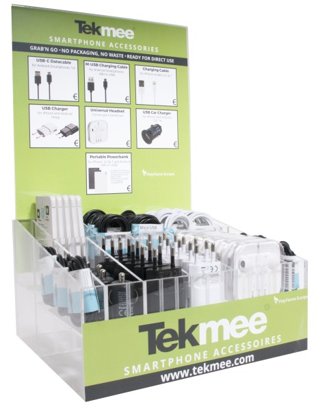TEKMEE SMALL DISPLAY