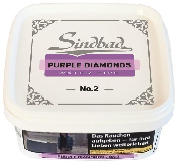 SINDBAD TABAK PURPLE DIAMOND