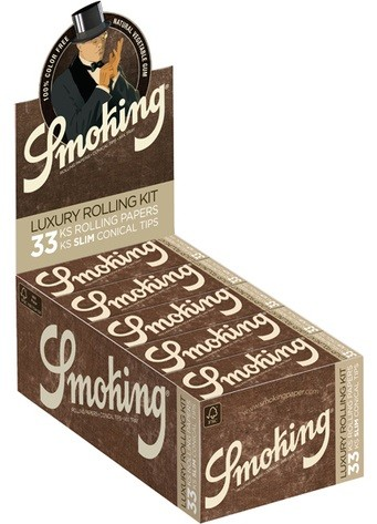 SMOKING BROWN LUXURY PACK