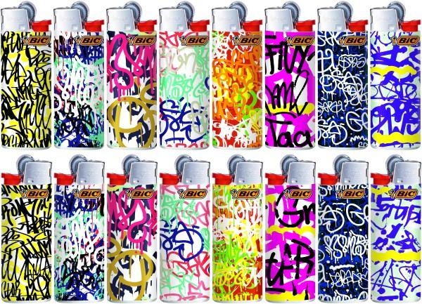 MINI-BIC Motiv GRAFFITI