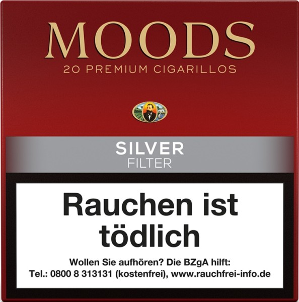 MOODS SILVER - FILTER