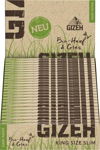 GIZEH HANF+GRAS KING SIZE