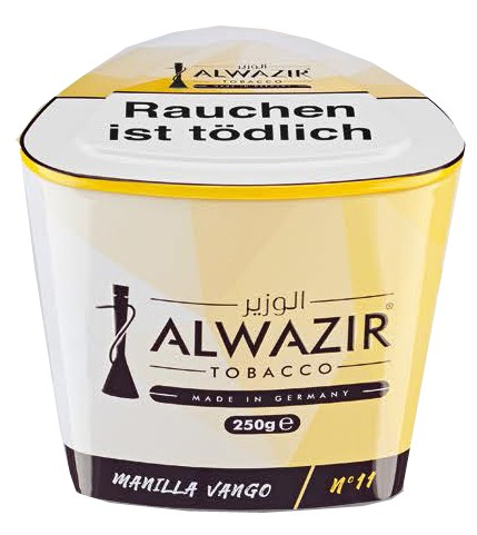 ALWAZIR MANILLA VANGO