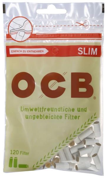OCB ORGANIC HEMP FILTER