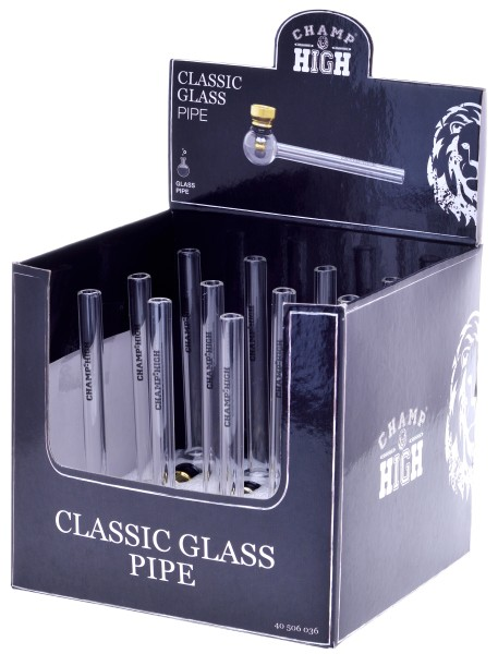 CHAMP HIGH CLASSIC GLAS PIPE