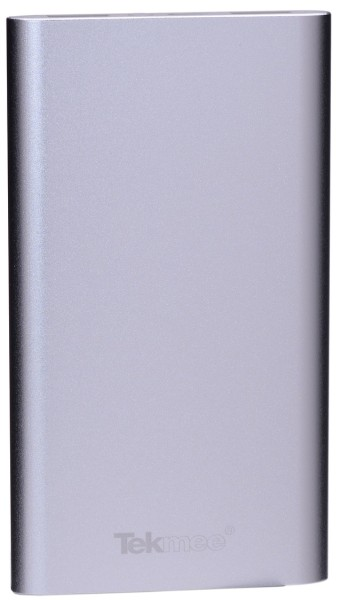 TEKMEE Powerbank SLIM chrom