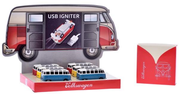 USB-FZG. CHAMP VW BUS