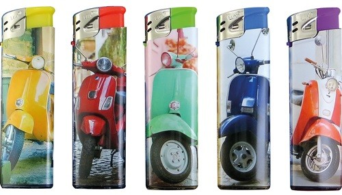 LUX ELEKTR. Motiv MOTORCYCLE