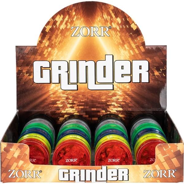 ZORR GRINDER, D. ca. 42mm