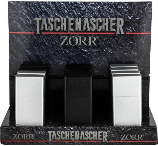 TASCHENASCHER ZORR S/C MATT