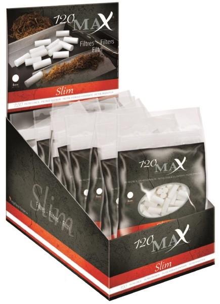 MAX SLIM-FILTER, 120ER