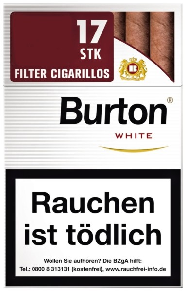 BURTON ECO CIGARILLO L-GOLD
