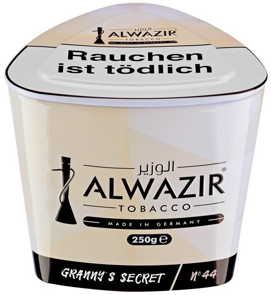 ALWAZIR GRANNYS SECRET