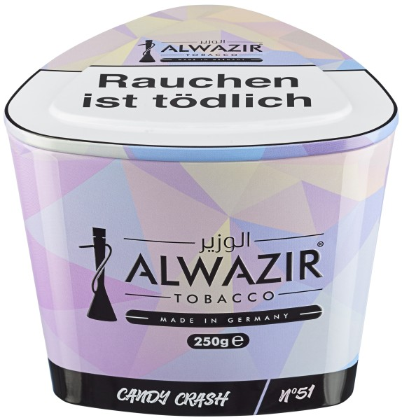 ALWAZIR CANDY CRASH