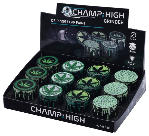 CHAMP HIGH GRINDER LEAF