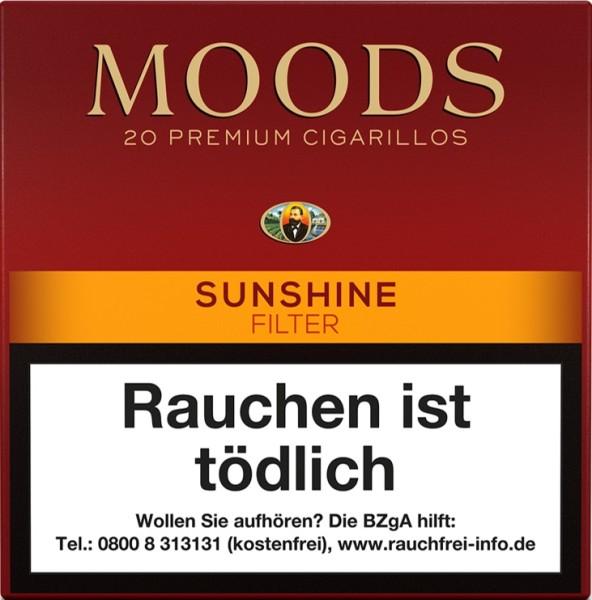 MOODS SUNSHINE-FILTER (20er)