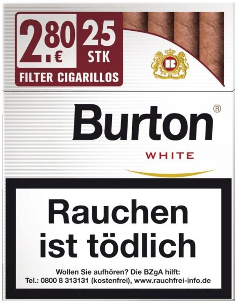 BURTON ECO CIGARILLO XL-WHIT