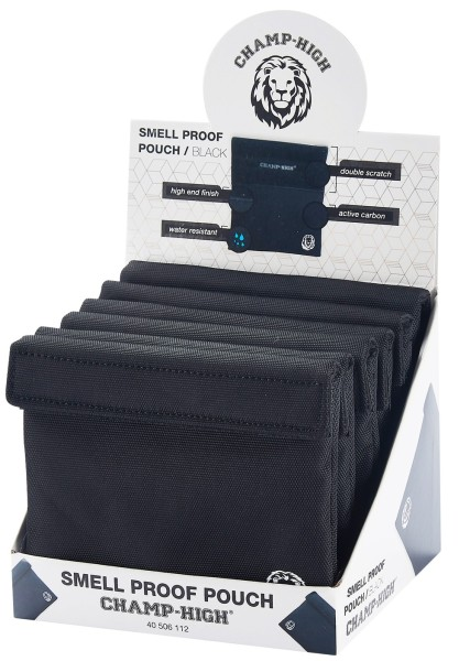 SMELLPROOF TOBACCO POUCH SCH