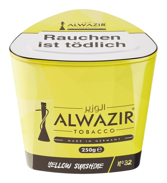 ALWAZIR YELLOW SUNSHINE