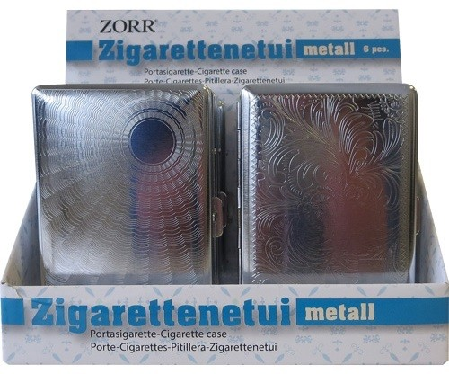 ZIG.-ETUI ZORR Metall 100mm
