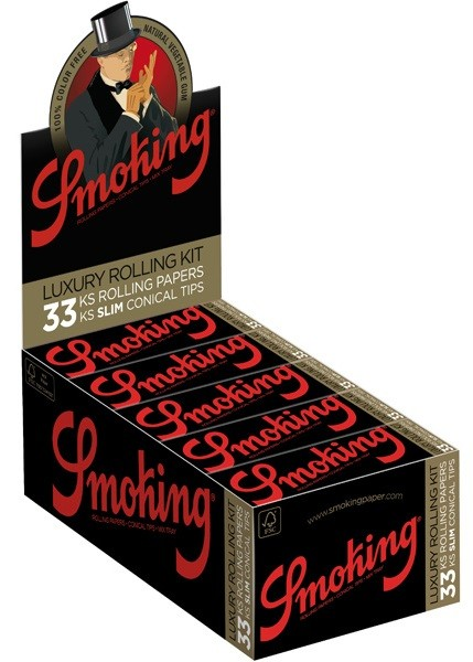SMOKING DELUXE LUXURY PACK