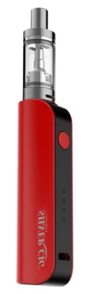 SILVER CIG E-LITE RED