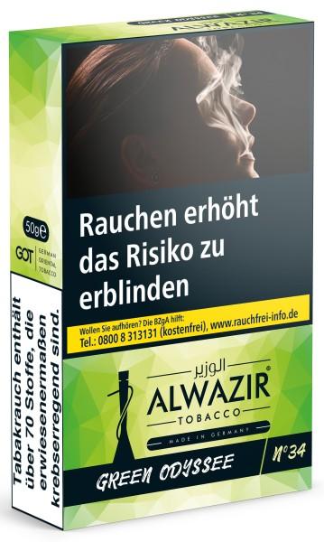 ALWAZIR GREEN ODYSSEE