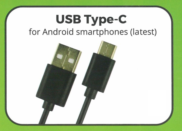 TEKMEE LADEKABEL USB TYPE-C