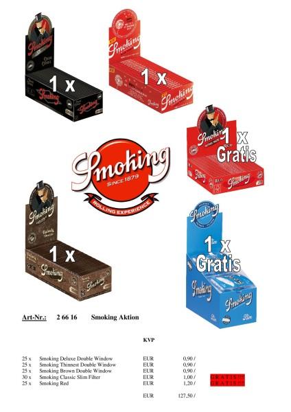SMOKING AKTION