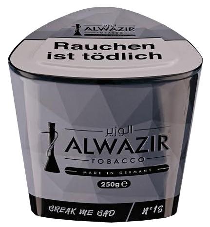 ALWAZIR BREAK ME BAD