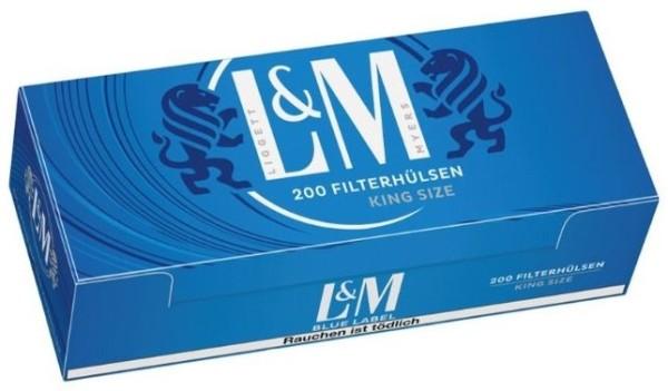 HÜLSEN L+M BLUE (200er)