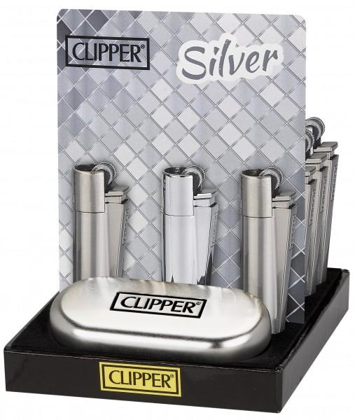 CLIPPER-FZG. SILVER