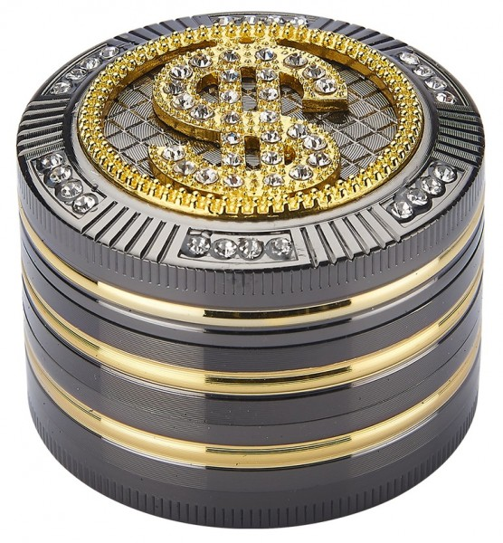 CHAMP GRINDER BLING DOLLAR