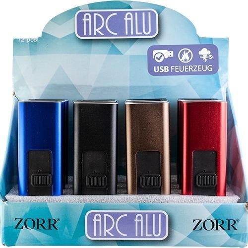 USB-FZG. ZORR ALU