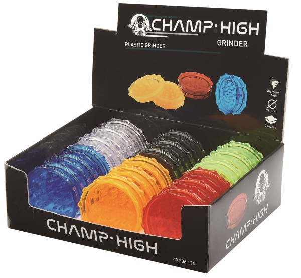CHAMP HIGH PLASTIC GRINDER